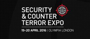 Counter Terror Expo 2016 logo